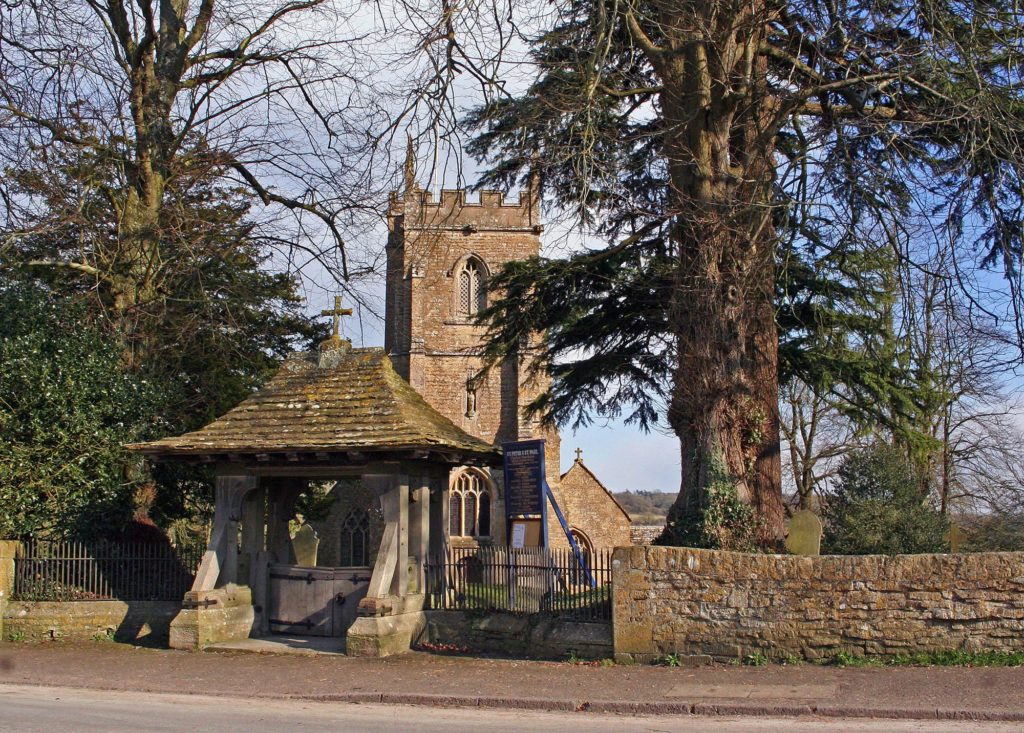 Charlton Horethorne Church